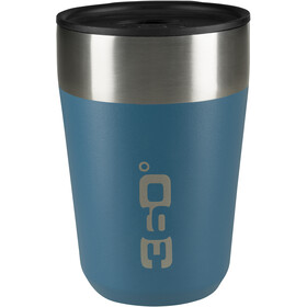 360° degrees Vacuum Travel Mug Regular 355ml denim